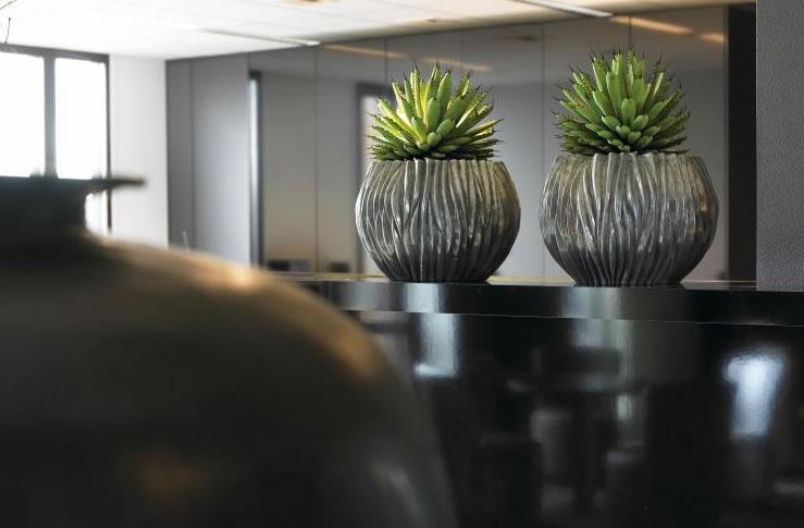 Van vredendaal 39 s plantendecoratie bv als het gaat om een beplantingsplan kantoor planten of - Decoreren van een professioneel kantoor ...